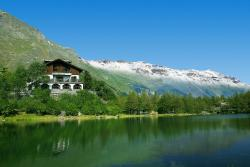 Chalet sul Lago a Moncenisio