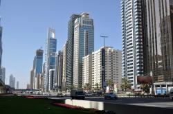 De weg van Sheikh Zayed