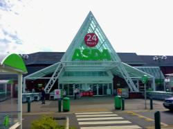 Asda Superstore Cafe
