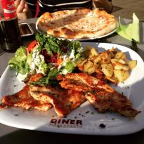 Diner Pizza und Pasta