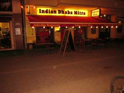Indian Dhaba Mitra