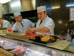 Sushi Zammai Asakusa Kaminarimon