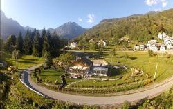 veduta dal Drone di Lorenzo