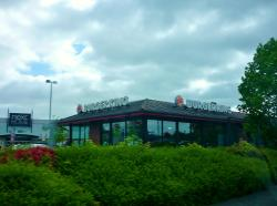 Burger King - Border Retail Park