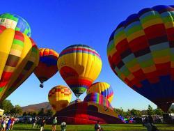A Balloon or Biplane Adventure by California Dreamin'