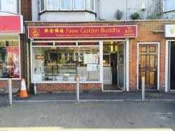 New Golden Buddha