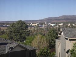 view of Los Alamos National Laboratory