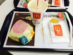 McDonald's Akihabara Sofmap