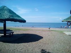 A beach is a beach
