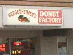 Hergesheimers Donut Factory