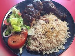 Alexsandra's Caribbean Cafe