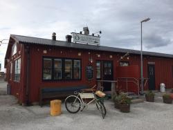 Österdahls Brygga och Kajutan