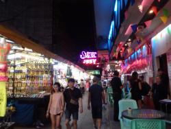 ตลาดกลางคืน ถนนสุขุมวิท