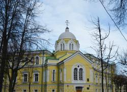 Nikolaevskaya Tsarskoselskaya Gimnasium