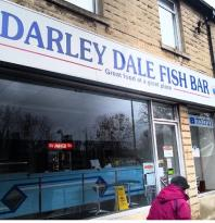 Darley Dale Fish Bar