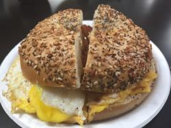 Bagel Lady Cafe