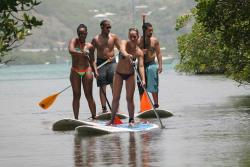 Paddle Evasion Martinique