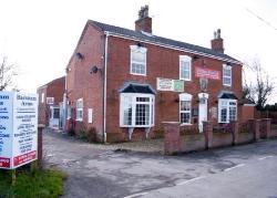 Barkham arms pub