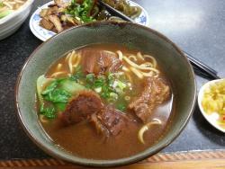 Da Cheng Mutton Chop Noodles, Beef Noodles
