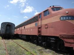 The Railway Museum of Greater Cincinnati
