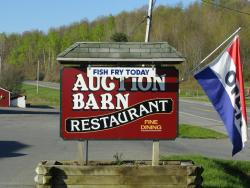 Auction Barn Restaurant