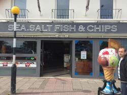 Sea Salt Fish Bar Restaurant