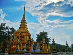 Doi Wao & Wat Thamphajoen