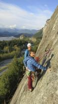 Squamish Rock Guides