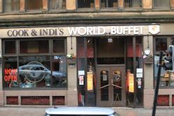 Cook & Indi's World Buffet-Renfield Street