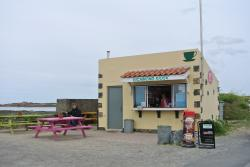 Richmond Beach Kiosk