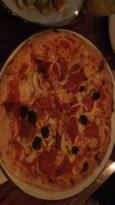 Pizza Bianca (Min Yuan TiYu)