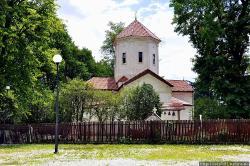 Church of Vlakhernskaya Icon of Mother of God