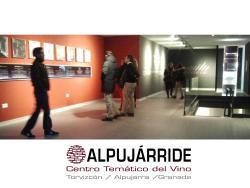 Centro Tematico del Vino ALPUJARRIDE