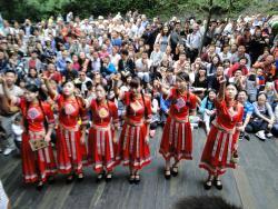 Sanxia Cultural Geography Custom Park