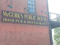 Mc Gurks Public House