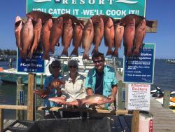 Big easy fishing charters
