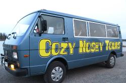 Cozy Nosey Tours