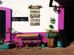 Florios restaurant bar