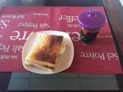 Enjoy your breakfast....