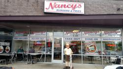 ‪Nancy's Burgers & Fries‬