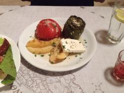 Koukounari Pine Cone Restaurant