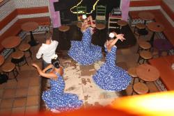 El Burro Blanco Flamenco Bar