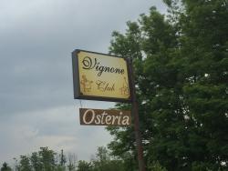Vignone Club Osteria