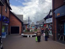 Horsefair Shopping Centre