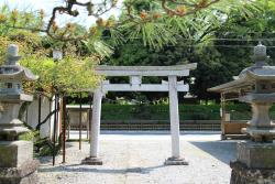 Sakasafuji Temman Shrine