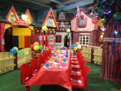 Tiny Tots Village Indoor Playzone