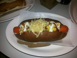 Tony Special Hot Dog