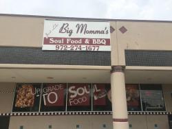 Just Like Big Momma's