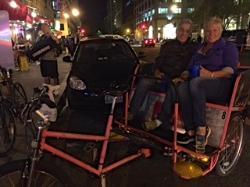 Discover DC Pedicab Tours