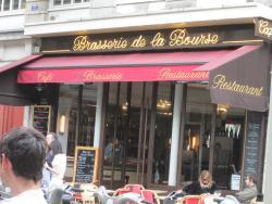 Brasserie de la Bourse